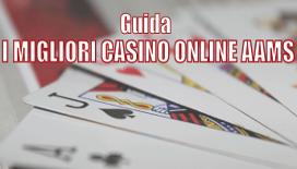 Guida aams casino online